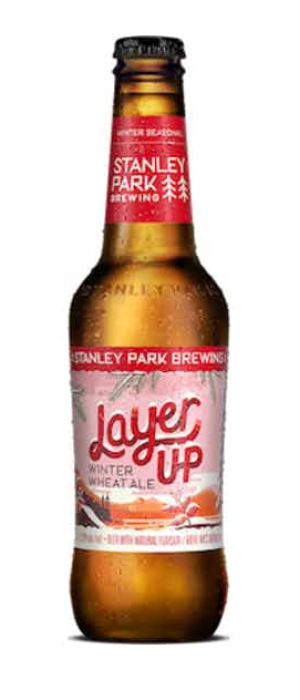 Layer Up by Stanley Park Brewing in British Columbia, Canada