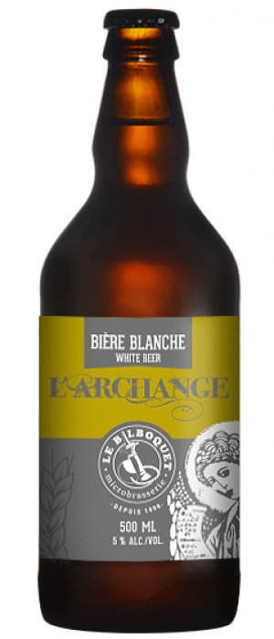 L'Archange by Le Bilboquet Microbrasserie in Québec, Canada