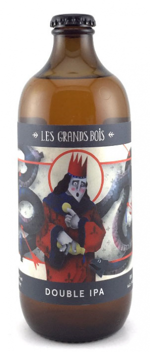 Le P'Tit Prince by Microbrewery Les Grands Bois in Québec, Canada