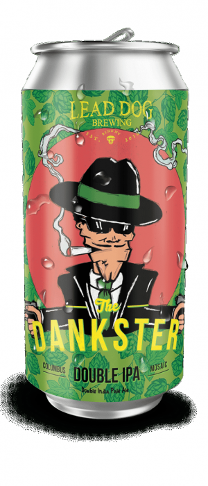 The Dankster by Lead Dog Brewing in Nevada, United States