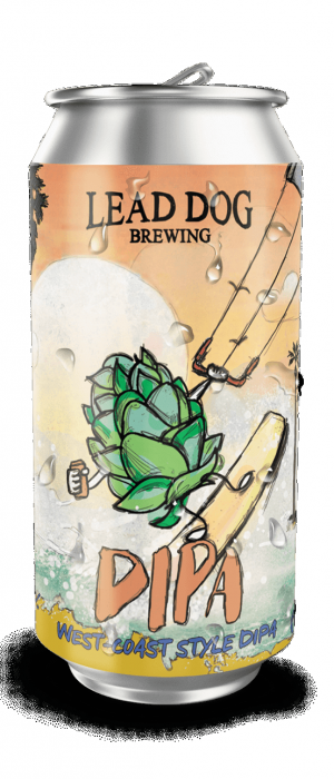 DIPA by Lead Dog Brewing in Nevada, United States
