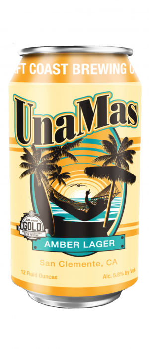 Una Mas Amber Lager