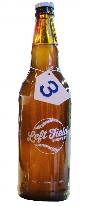 Anniversary No. 3 by Left Field Brewery in Ontario, Canada