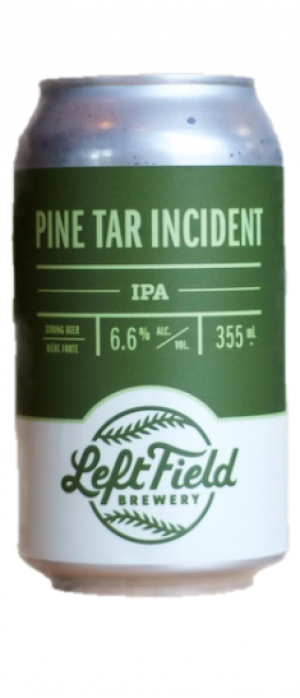 Pine Tar Incident by Left Field Brewery in Ontario, Canada