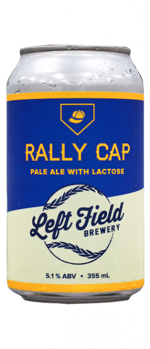 Rally Cap by Left Field Brewery in Ontario, Canada