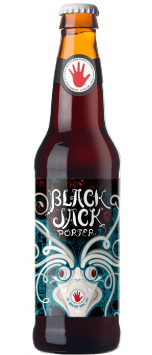Black Jack Porter by Left Hand Brewing Company in Colorado, United States