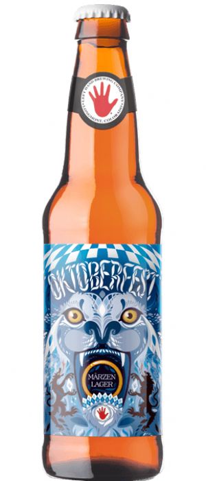 Oktoberfest Märzen Lager by Left Hand Brewing Company in Colorado, United States