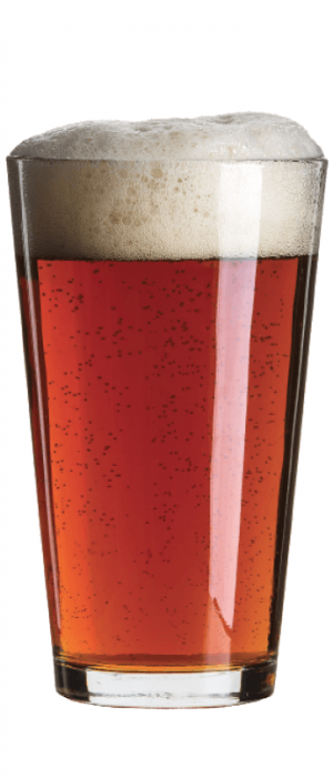Legendary Red Ale by Golden City Brewery in Colorado, United States