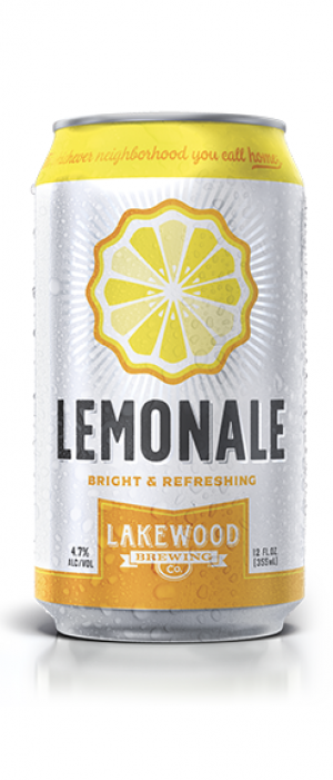 Lemonale by Lakewood Brewing Company in Texas, United States