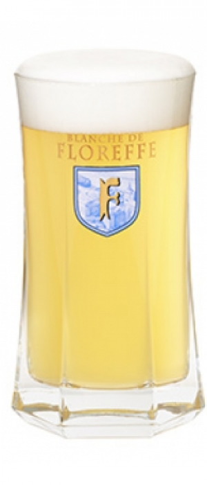 Floreffe Blanche by Licorne Brewing Co. in Bas-Rhin, France