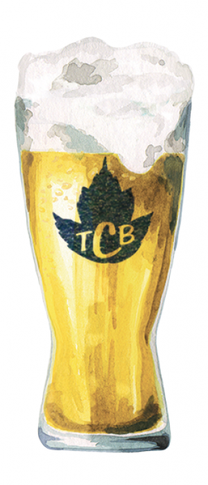 Light Lager by Trans Canada Brewing Co. in Manitoba, Canada