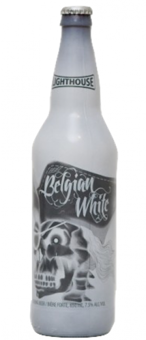 Belgian White by Lighthouse Brewing Company in British Columbia, Canada