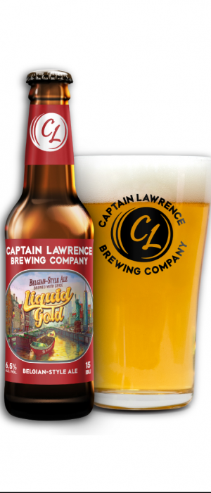 Liquid Gold by Captain Lawrence Brewing Co. in New York, United States