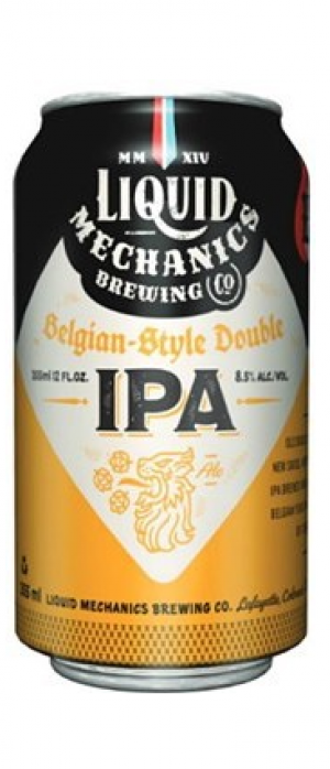 Belgian Double IPA by Liquid Mechanics Brewing Company in Colorado, United States