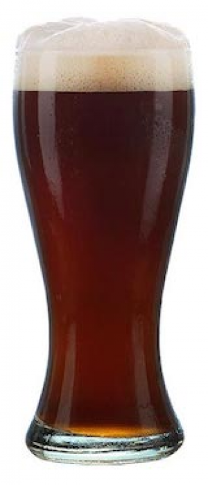 American Brown Ale #2 by Liquid Shoes Brewing in New York, United States