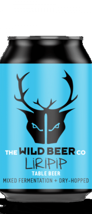 Liripip Table Beer by The Wild Beer Co. in Somerset - England, United Kingdom