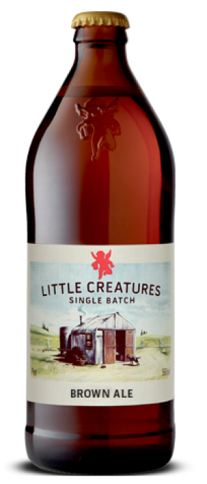 Brown Ale by Little Creatures Brewing in Western Australia, Australia