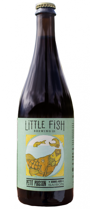 Petit Poisson by Little Fish Brewing Company in Ohio, United States