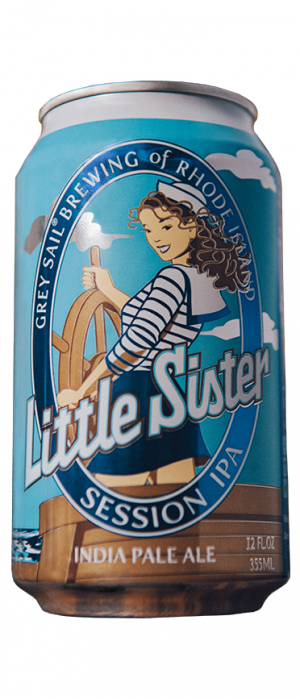 Little Sister by Grey Sail Brewing in Rhode Island, United States