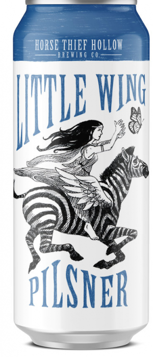 Little Wing by Horse Thief Hollow Brewing Company in Illinois, United States