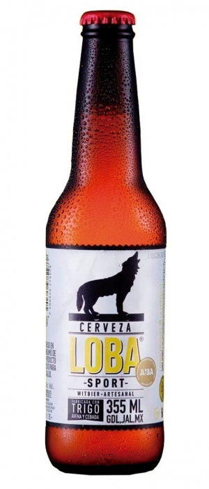 Loba Sport by Cerveza Loba in Jalisco, Mexico