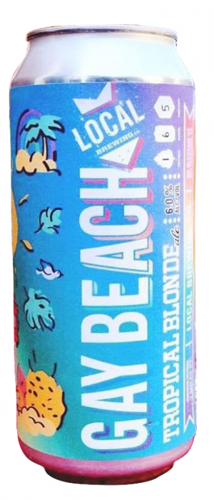 Gay Beach by Local Brewing Co.  in California, United States