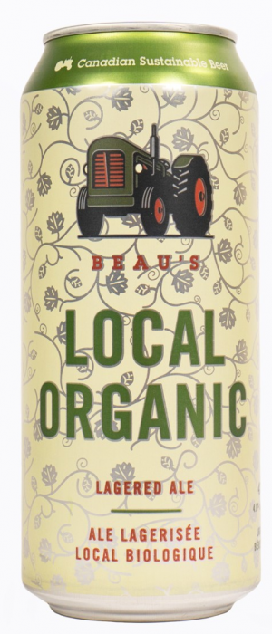 Local Organic by Beau's in Ontario, Canada