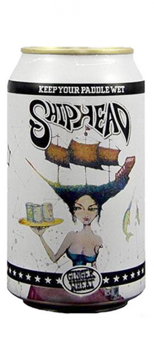 Shiphead by Logboat Brewing Company in Missouri, United States
