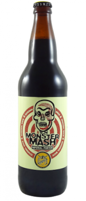 Monster Mash by Lompoc Brewing in Oregon, United States