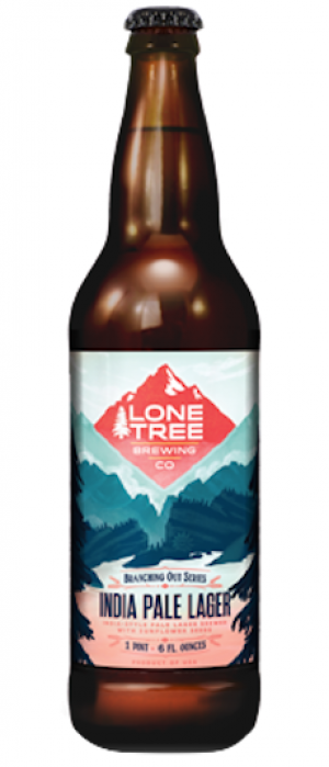 India Pale Lager by Lone Tree Brewing Company in Colorado, United States