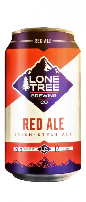 Red Ale by Lone Tree Brewing Company in Colorado, United States