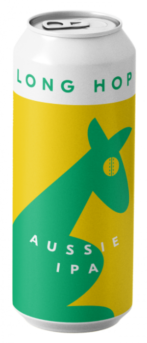 Long Hop Aussie IPA by Long Hop Brewing Co. in Alberta, Canada