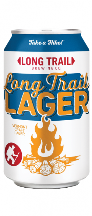 Long Trail Lager by Long Trail Brewing in Vermont, United States