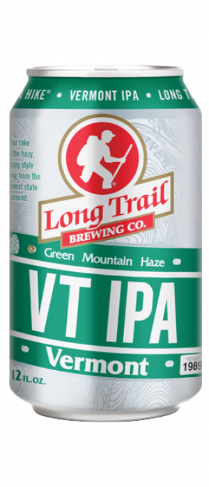 VT IPA by Long Trail Brewing in Vermont, United States