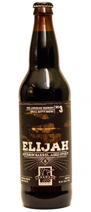 Elijah by Longwood Brewery in British Columbia, Canada