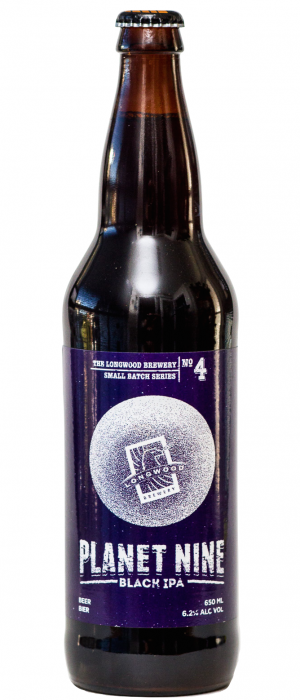 Planet Nine by Longwood Brewery in British Columbia, Canada