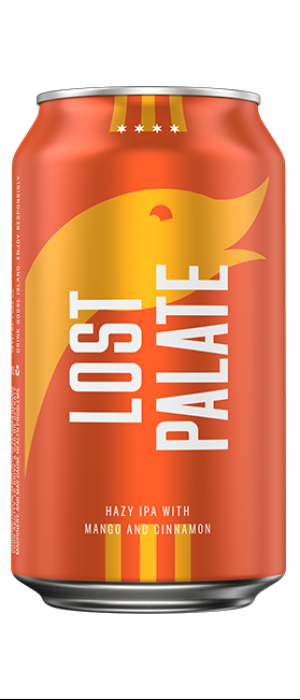 Lost Palate Hazy IPA by Goose Island Beer Co. in Illinois, United States