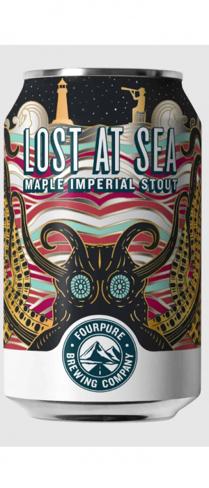 Lost at Sea by Fourpure Brewing Co. in London - England, United Kingdom