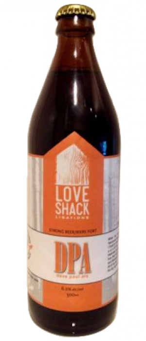 D.P.A. by LoveShack Libations in British Columbia, Canada