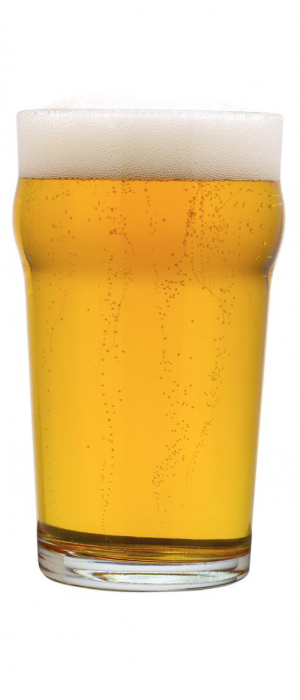 Lowertown Lager by Lowertown Brewery in Ontario, Canada