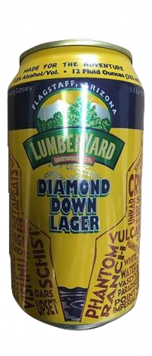 Diamond Down Lager
