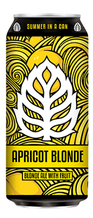 Apricot Blonde by Lupulin Brewing Company in Minnesota, United States