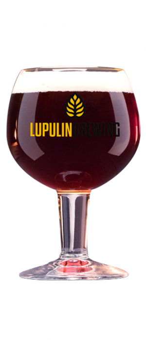 Belgian Dubbel by Lupulin Brewing Company in Minnesota, United States