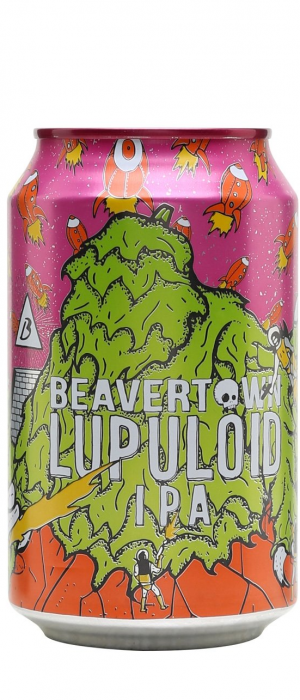 Lupuloid by Beavertown Brewery in London - England, United Kingdom