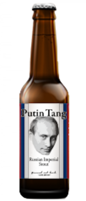 Putin Tang Russian by Lynnwood Brewing Concern in North Carolina, United States