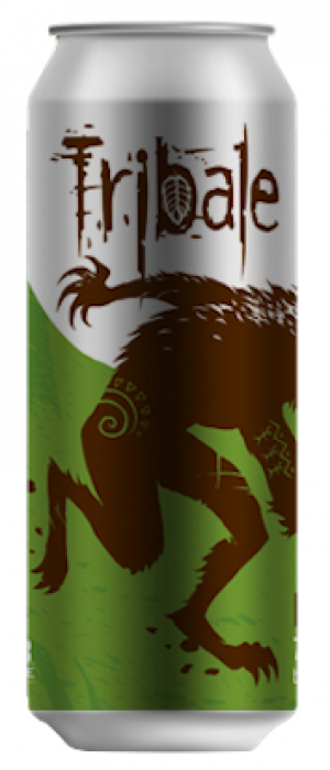 Tribale IPA by MaBrasserie in Québec, Canada