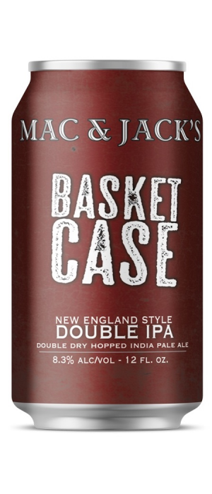 Basket Case Double IPA by Mac & Jack's Brewery in Washington, United States