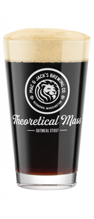 Theoretical Mass Oatmeal Stout by Mac & Jack's Brewery in Washington, United States