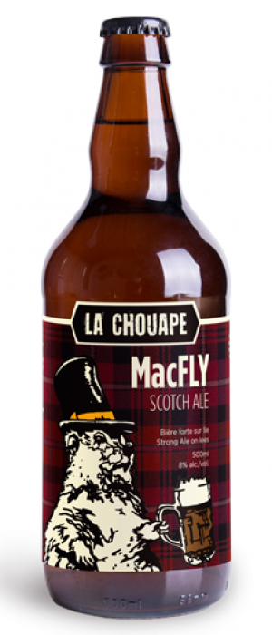 MacFLY by Brasserie La Chouape Brewing Co. in Québec, Canada