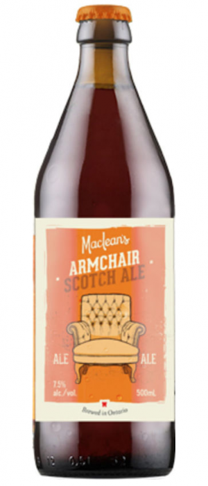 Armchair Scotch Ale